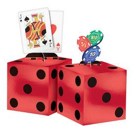 Casino Centerpiece Decorating Kit
