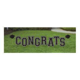 Congrats Yard Stakes