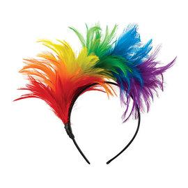 Pride Feather Headband
