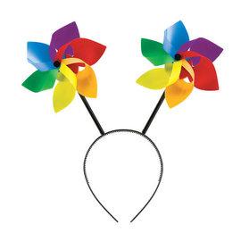 Pride Pinwheel Headbopper
