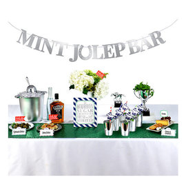 Mint Julep Bar Kit -26ct