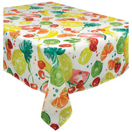 Tutty Fruity Fabric Tablecover