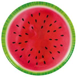 Watermelon Melamine Platter