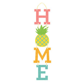 Home Medium Hanging Sign