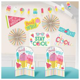 Just Chillin' Room Decoration Kit
