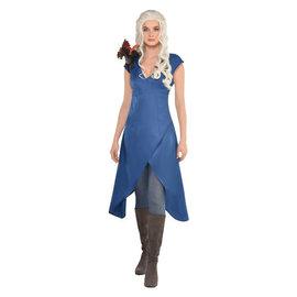 Slate Blue Dress - Women Standard