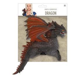 Dragon On The Shoulder
