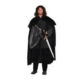 Furry Cloak- Adult Standard
