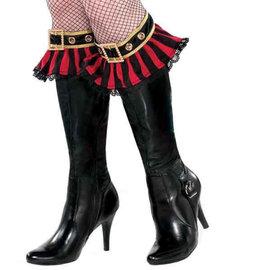 Female Pirate Boot Cuffs
