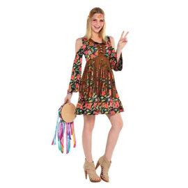 Women's Flower Power Hippie (#334)