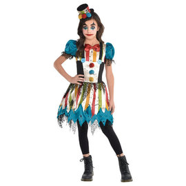 Girl's Creepy Clown (#339)