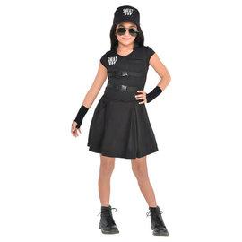 Girl's S.W.A.T. Officer (#341)