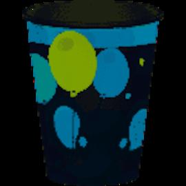 Enchanting Elephant Boy 9 oz Hot/Cold Paper Cups, 8 ct