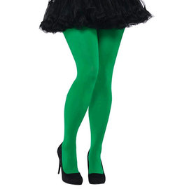 Green Tights - Adult Plus
