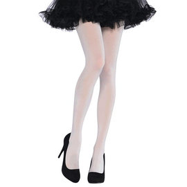 White Tights- Adult Standard