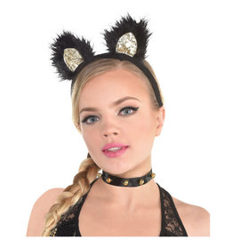 Honey Cat Ears Headband