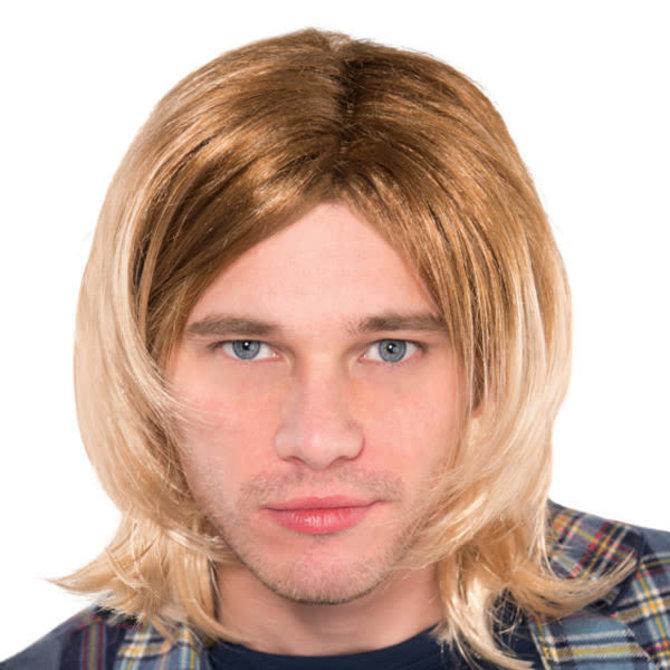 90's Rock Star Wig