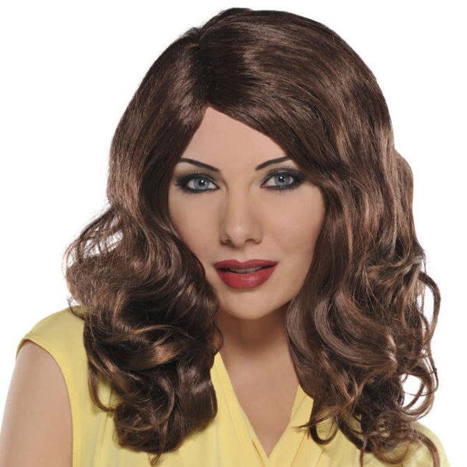 Brown Envy Wig