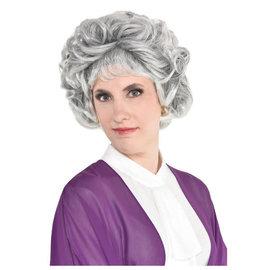 Sarcastic Senior Wig