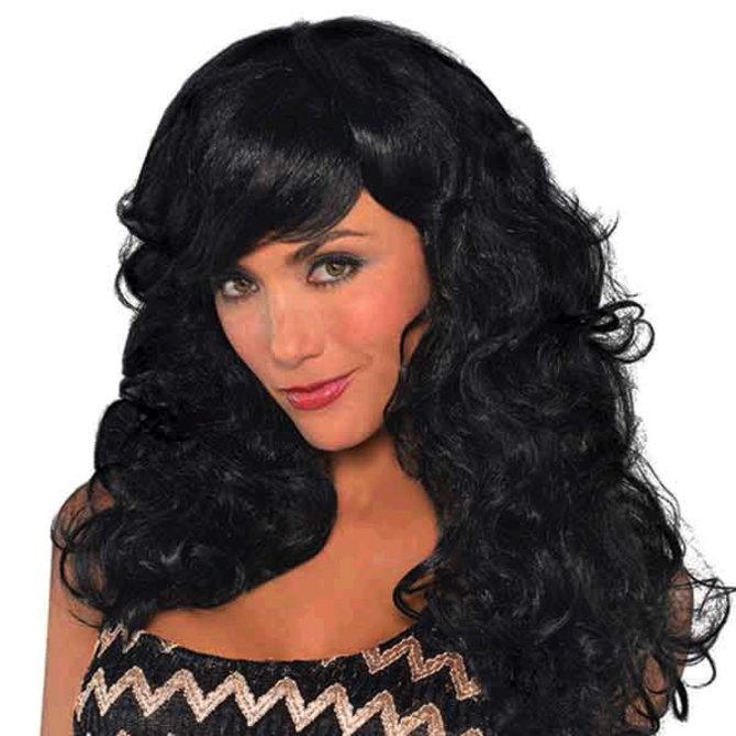 Black Fabulous Wig