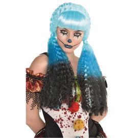 Rotten Candy Clown Wig