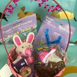 Filled Easter Basket For Girls- Great For Ages 5 & Under
