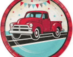 Vintage Truck and Racing