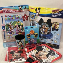 Mickey Mouse Family Party Kit