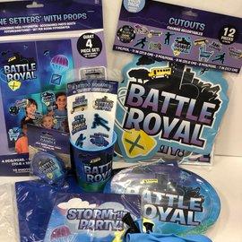 Battle Royal Family Party Kit