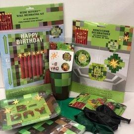 TNT Quarantined Party Kit