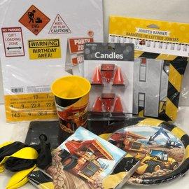 Construction Quarantined Party Kit