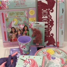 Magical Unicorn Quarantined Party Kit