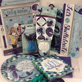 Mermaid Family Party Kit