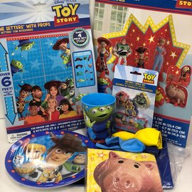 Toy Story Quarantined Party Kit