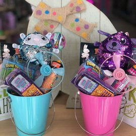 Candy Filled Easter Bucket