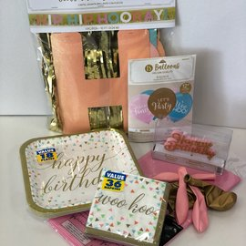 Confetti Fun Family Party Kit
