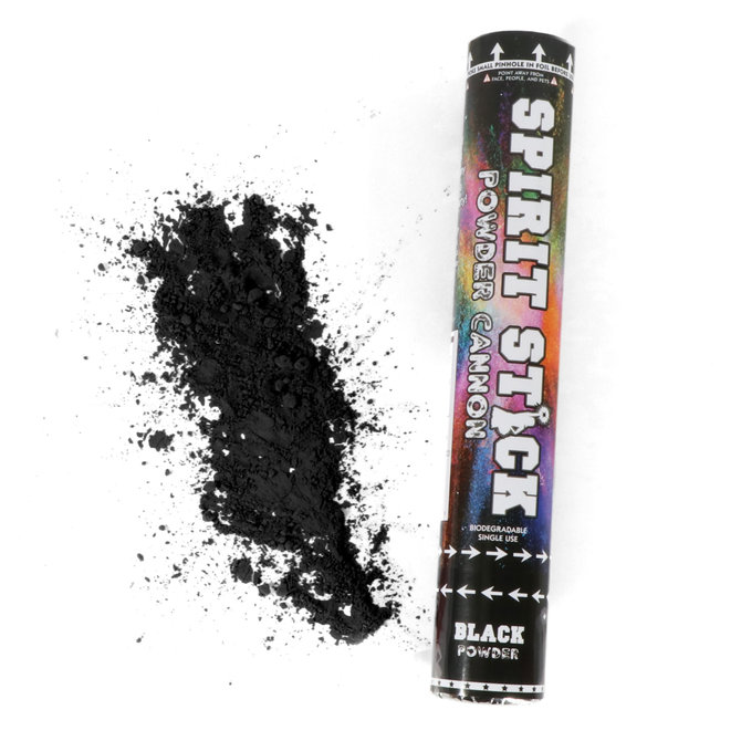 "12"" Powder Spirit Stick- Black"