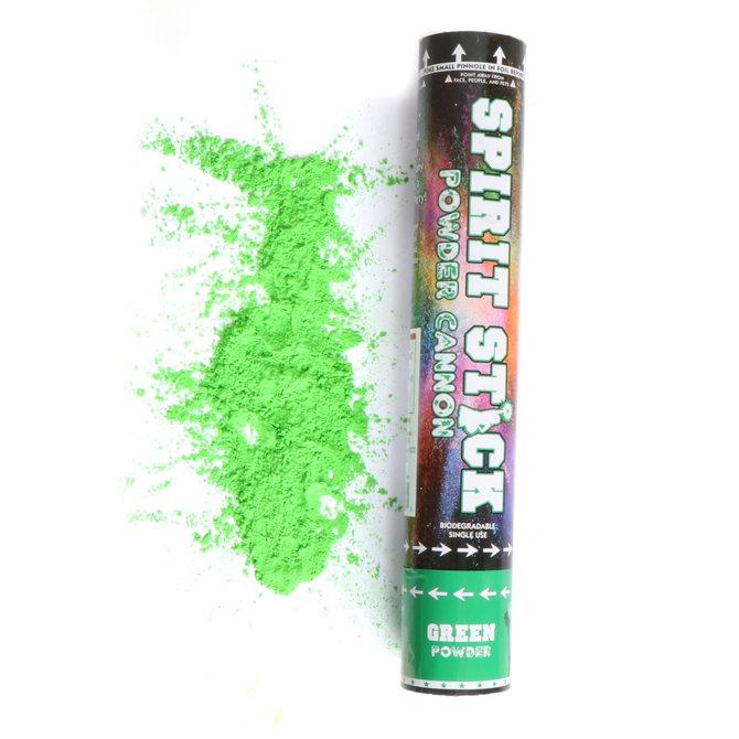 "12"" Powder Spirit Stick- Green"
