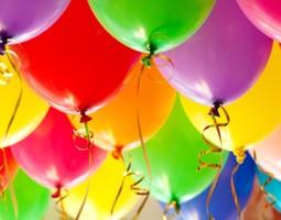 Helium Filled Latex