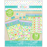 Baby Shower Value Bingo