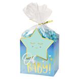 Oh Baby Boy Favor Box Kit -8ct