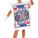 Adult King of Hearts Costume (#345)