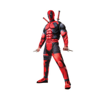 Adult Deluxe Muscle Chest Deadpool (#354)