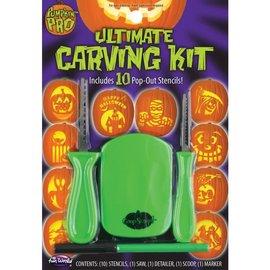 Ultimate Pumpkin Carving Kit-14 piece