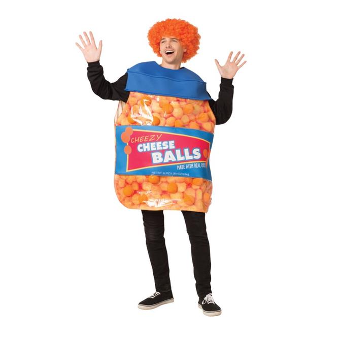 Adult CheeseBalls (#370)