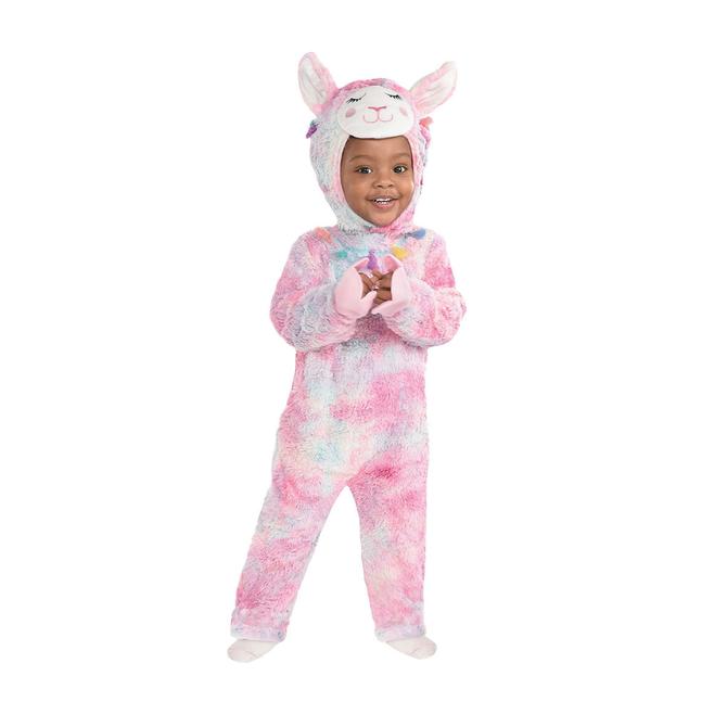 Baby Soft Cuddly Llama (#378)