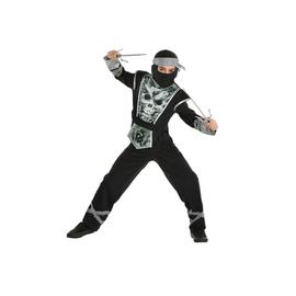 Boy's Skeleton Light Up Ninja (#65)