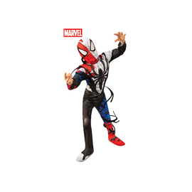 Boy's Deluxe Spiderman Venomized (#386)