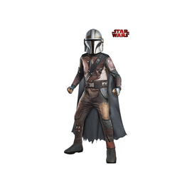 Boy's Star Wars Mandalorian- Battle Damaged (#389)