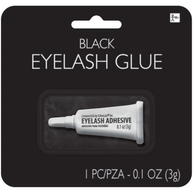 Black Eyelash Glue, .1 oz
